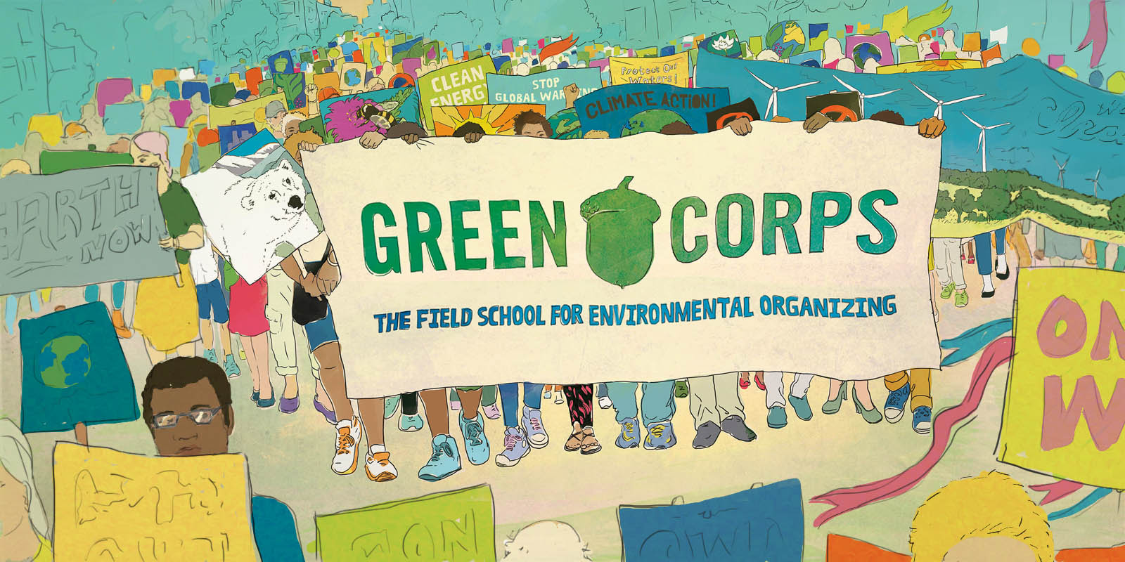 Green Corps - The Field School for Environmental Organizing